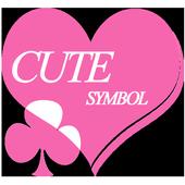 Cute Symbols icon