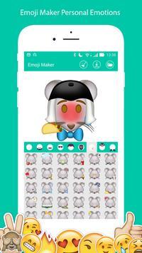 Emoji Maker Personal Emotions screenshot 2