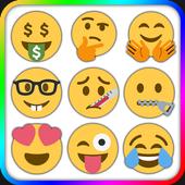 Colorful Emoji For Themy Keyboard icon