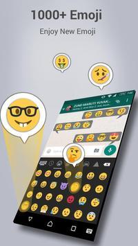 Colorful Emoji For Themy Keyboard apk screenshot