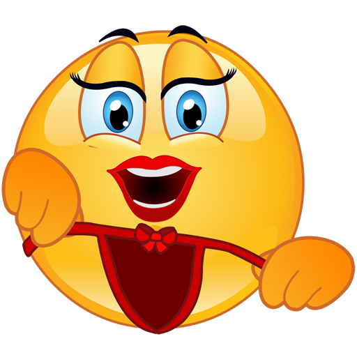 Whatsapp flirt smiley LovePanky