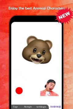 Go ANIMOJI! KARAOKE : MEMOJI screenshot 1