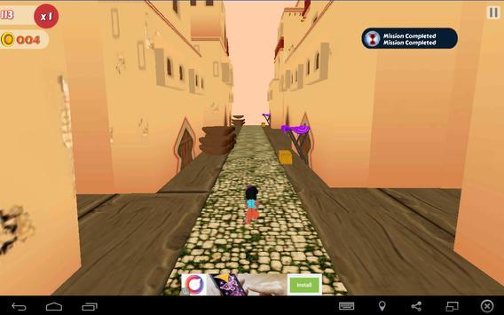 Runner Boy apk screenshot