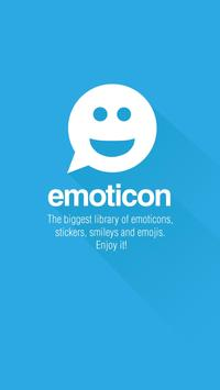 Emoticons poster