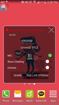 Viscoop - Live apps apk screenshot