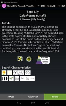 Flora of the Wasatch Intro screenshot 12