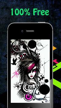 Emo Wallpapers screenshot 1