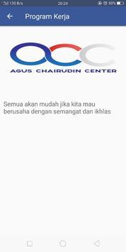 Agus Chairudin Center screenshot 5