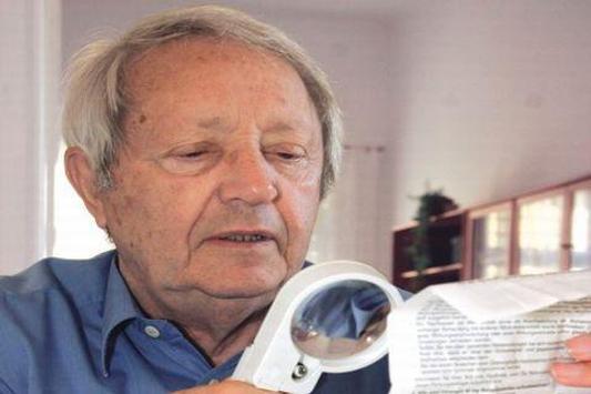 Hugos Lupe Magnifier screenshot 1