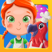 Emma and Polly Cupcake Cooking icon