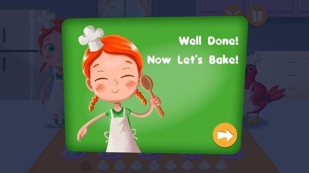 Emma and Polly Cupcake Cooking screenshot 3