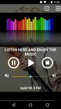 Gold 90.5 FM poster