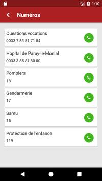 EMMAapp Forum d'Hiver screenshot 3