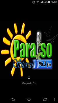 Paraiso Stereo poster