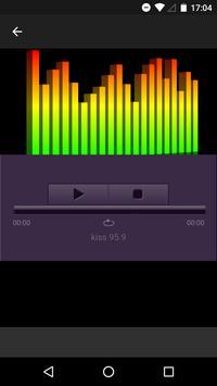 kiss 95.9 apk screenshot