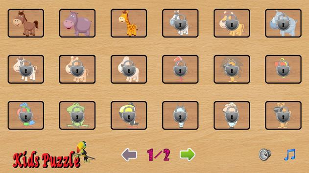 Kids Puzzle screenshot 10