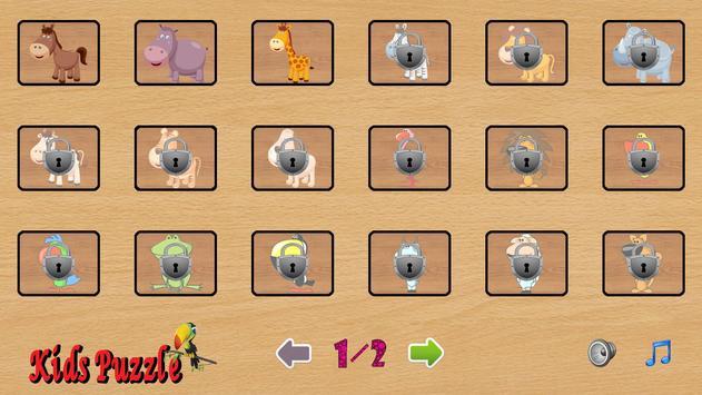 Kids Puzzle screenshot 17