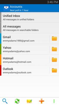 Mail for Hotmail - Outlook App apk screenshot