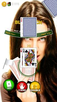 Crazy Blackjack Game apk screenshot