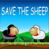 Save the sheep icon