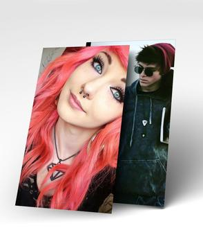Emo Style and Fashion HD 2017 poster