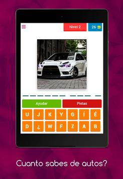 Cuanto sabes de autos? screenshot 2