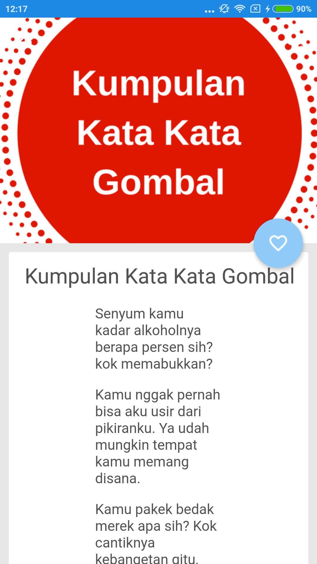 Kata Kata Gombal Rayuan For Android Apk Download