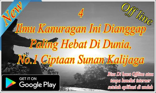 Empat Ilmu Kanuragan Tersohor Di Tanah Jawa screenshot 1