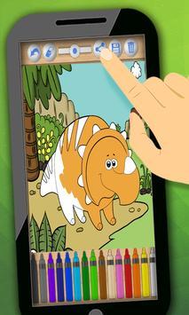 Dinosaurs to paint screenshot 5
