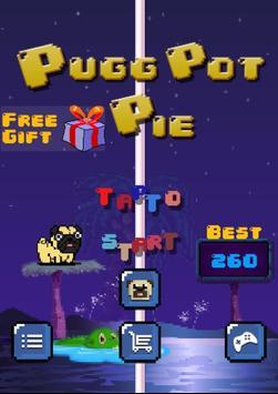 Pugg Pot Pie - Runner apk screenshot