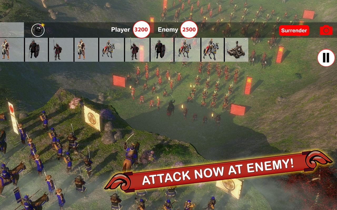 Roman War lll: Rising Empire of Rome for Android - APK Download