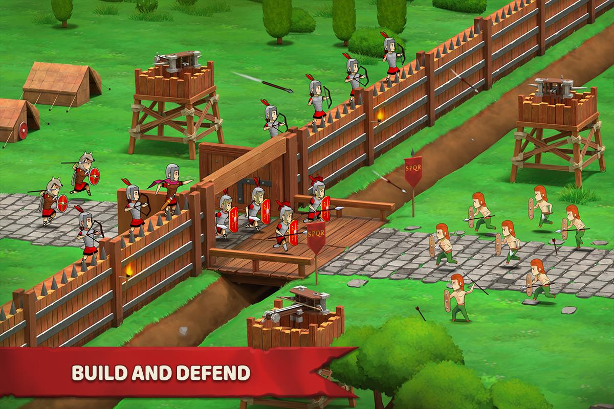 Free Rome Games Online
