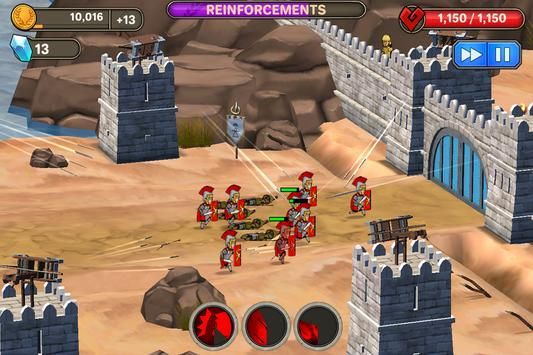 Grow Empire: Rome apk स्क्रीनशॉट