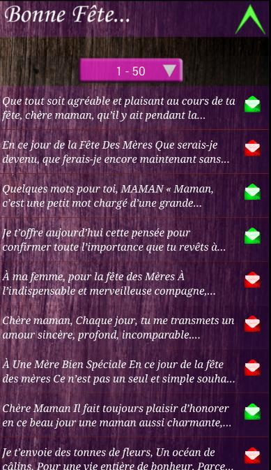 Sms Je Taime Maman For Android Apk Download
