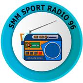 Smm 96 Sport Radio Thai วิทยุออนไลน์ icon