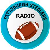 Pittsburgh Steelers Radio App icon