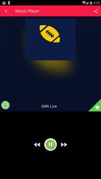 Pittsburgh Steelers Radio App poster