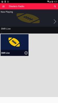 Pittsburgh Steelers Radio App screenshot 1
