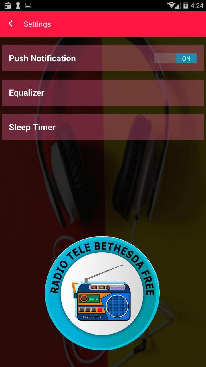 Radio Tele Bethesda Free Online Radio for Android - APK Download