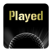 GolfPlayed icon