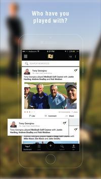GolfPlayed screenshot 2