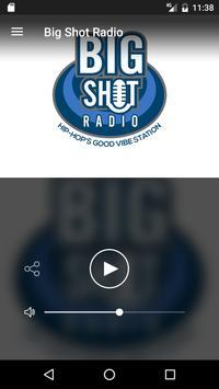 Big Shot Radio poster