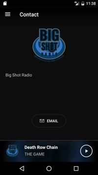 Big Shot Radio screenshot 2