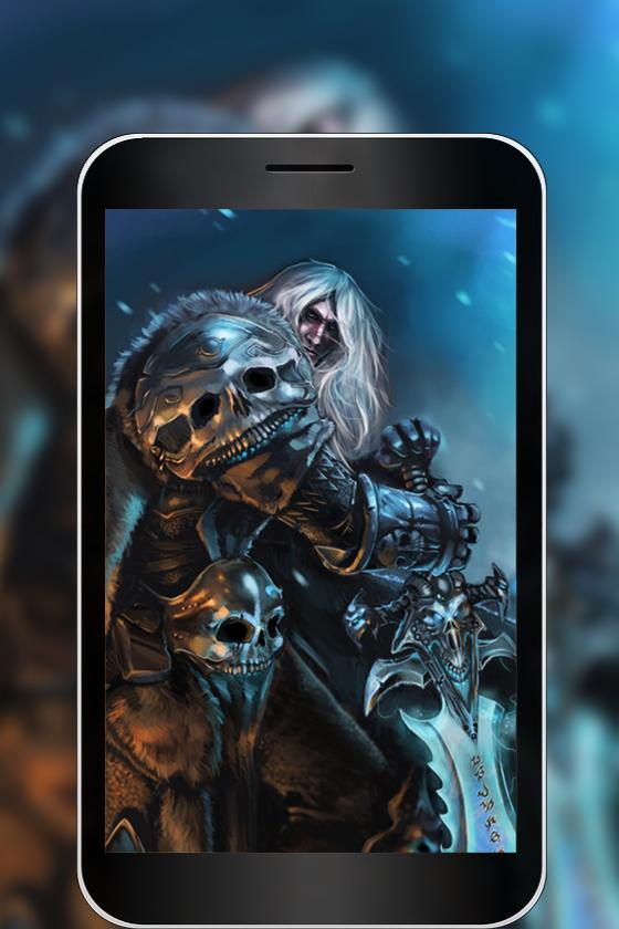 Arthas Menethil Wallpaper For Android Apk Download