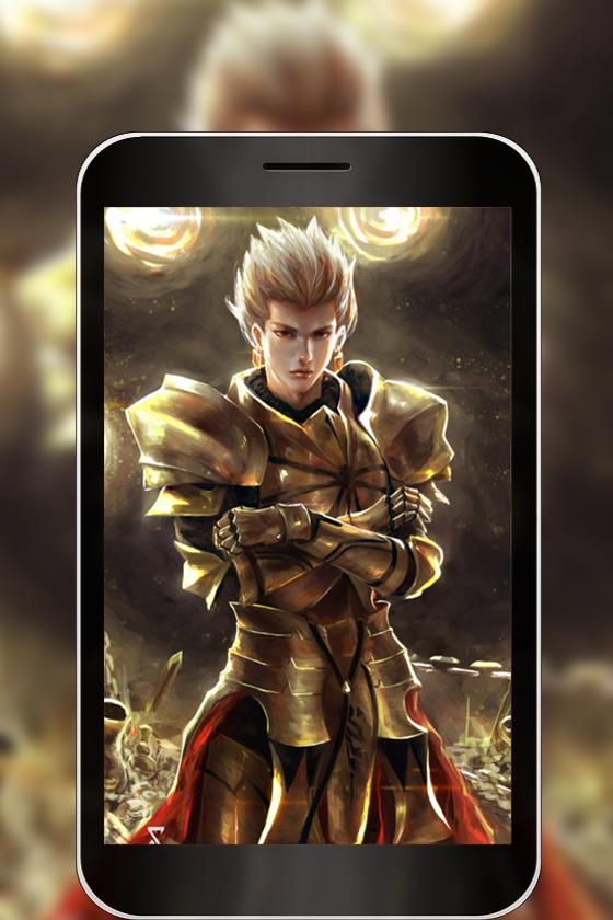 Gilgamesh Wallpaper For Android Apk Download