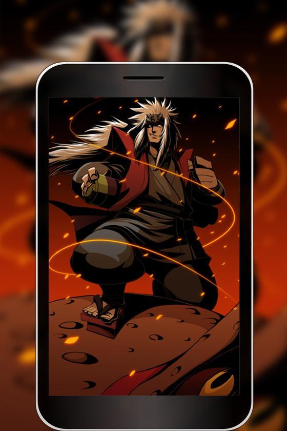 Jiraiya Wallpaper For Android Apk Download