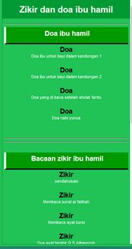 Zikir Dan Doa Ibu Hamil New screenshot 17