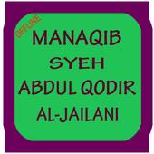 Manaqib Syech Abdul Qodir New icon