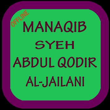 Manaqib Syech Abdul Qodir New poster