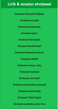 Sholawat Nabi Dan Fadilahnya screenshot 15